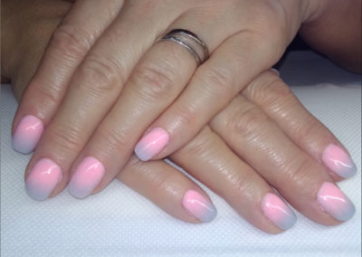 manicure-tytanowy-ombre